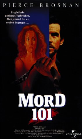 Mord 101 [VHS]