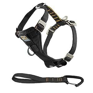 Kurgo Tru-Fit Enhanced Strength Dog Harness, Medium, Black
