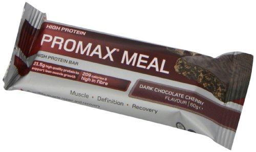 Promax Dark Chocolate Cherry Nutrition