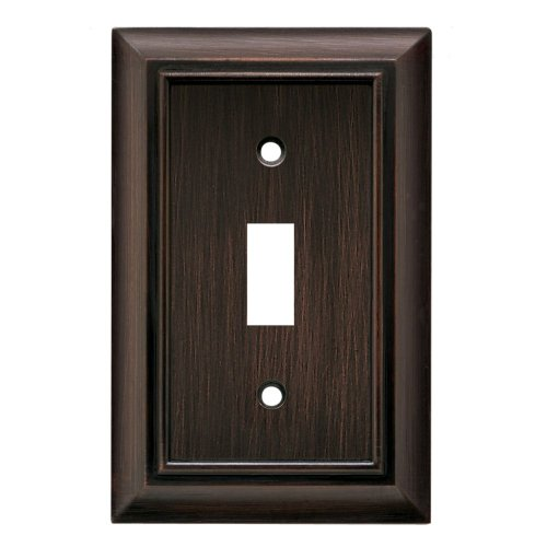 BRAINERD 64241 Architectural Single Switch Wall Plate / Switch Plate / Cover
