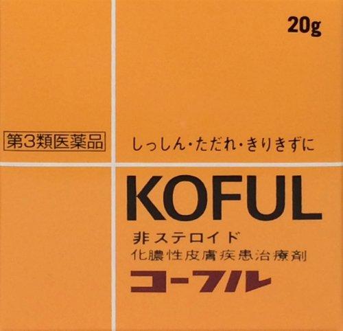 【第3類医薬品】コーフル 20g