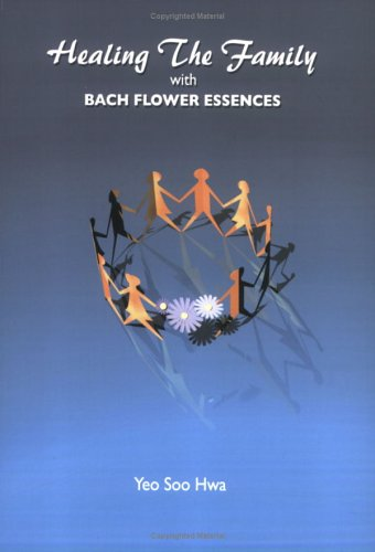 Healing The Family with Bach Flower Essences097478138X : image