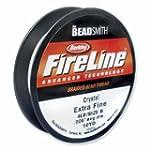 FireLine Braided Bead Thread .006 Cry...