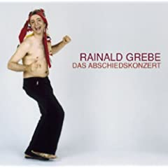 Rainald Grebe Das Abschiedskonzert. 2 CDs Doppel-CD