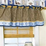 Cocalo Window Valance - Monkey Business