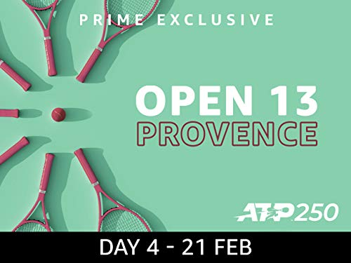 2019 Open 13 Provence, ATP 250 - Day 4