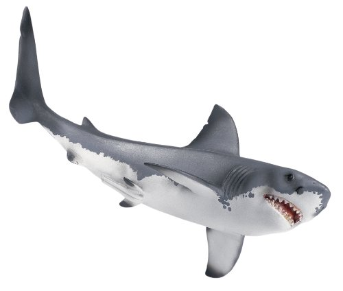 Schleich Great White Shark Replica
