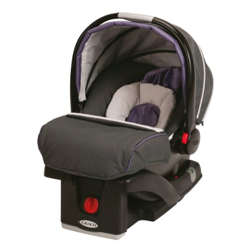 graco snugride click connect 35 car seat grapeade encore second hand baby registry. Black Bedroom Furniture Sets. Home Design Ideas