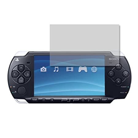 Skinomi TechSkin - Screen Protector Shield for Sony PSP 2000 Slim + Lifetime Warranty