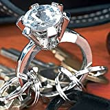 Diamond Ring Keyring Giant Novelty Key Holder