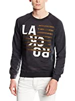 7 For All Mankind Sudadera Graphic (Antracita)