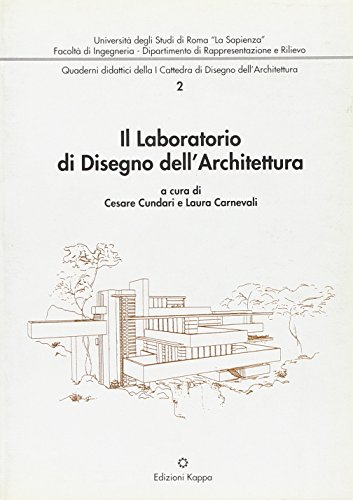 Libro il laboratorio di disegno dell 39 architettura 1 di for Disegno del piano di architettura