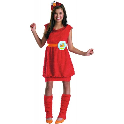 Elmo Costume - Teen X-Large