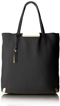 Vince Camuto Owen Tote,Black,One Size