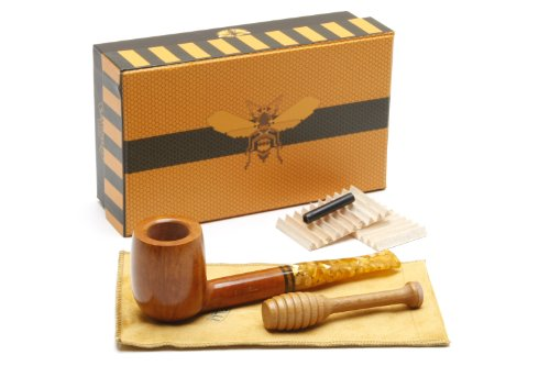 Savinelli Miele Honey Pipe KS 111 Tobacco Pipe