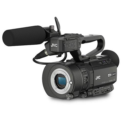 JVC 4Kメモリーカメラレコーダー GY-LS300CH