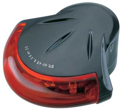 Topeak Red Lite 4-Led Ultra-Bright Rear Bicycle Light front-712451