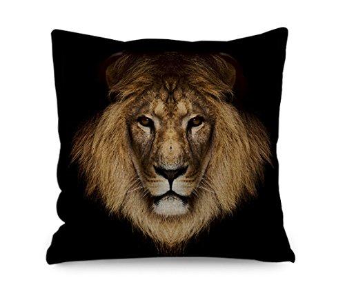 yinggouen-la-cabeza-de-leon-decorar-para-un-sofa-funda-de-almohada-cojin-45-x-45-cm