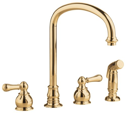 Buy Cheap American Standard 4751 732 099 Hampton Undermount Gooseneck Faucet With Spray