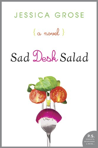 Sad Desk Salad