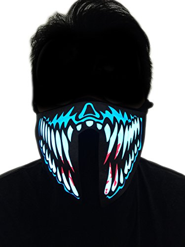 Flashing-El-Panel-LED-Party-Costume-Mask