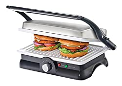 Cello Super Club 500 GM - Grill Maker 1500-Watt Grill Maker (White)