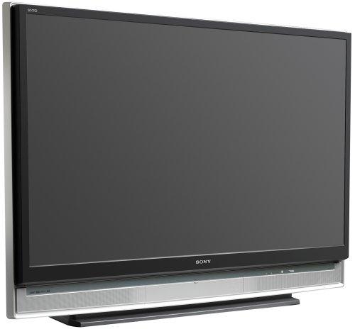 Sony Grand Wega Kds 60a2000 60 Inch Sxrd 1080p Rear
