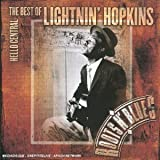 echange, troc Lightnin' Hopkins - Hello Central (The Best Of)