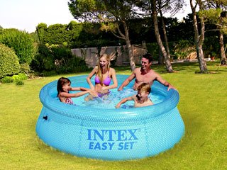 Piscine autoport e intex for Piscine boudin gifi