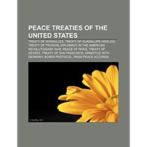 peace treaties with the United States
