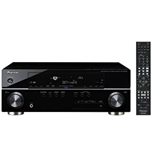 Pioneer VSX-1019AH-K 7-Channel A/V Receiver (Black)