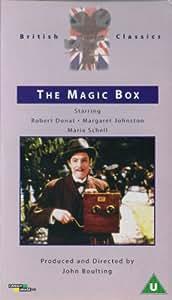 The magic box francia vhs robert donat - Dowling iluminacion ...