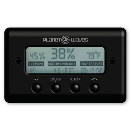 Planet Waves Hygrometer Humidity And Temperature Sensor - 1