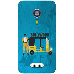 Micromax A 116 music drives Phone Cover