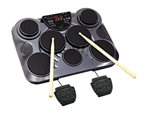 Medeli DD305 Electronic Drum Pad from Medeli