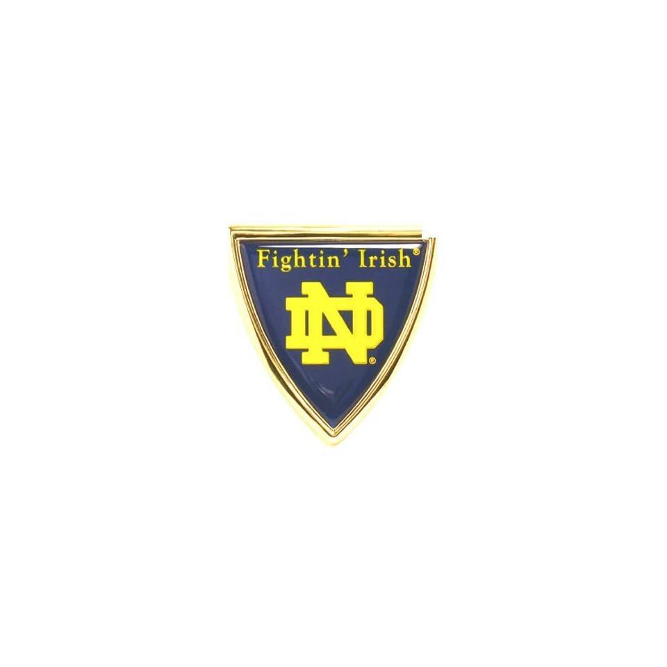 Elektroplate University of Notre Dame Emblem ND