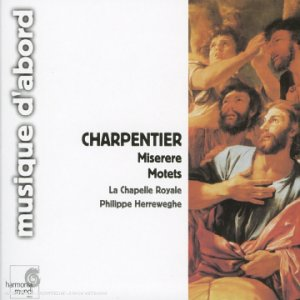 Charpentier - Miserere / Motets