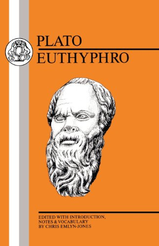a review of the story of euthyphro Euthyphro essay examples 18 total results an analysis of the dialogue between euthyphro and socrates 819 words a review of the story of euthyphro 453 words.