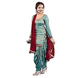 Shree Ganesh Women's Cotton Unstitched Dress Materials [D53]