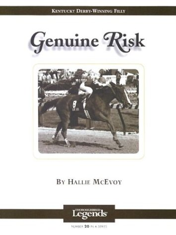 Image for Genuine Risk (Thoroughbred Legends)