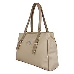 Taps Fashion Women's Handbag White (Taps-5)