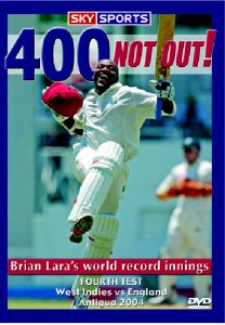 400 Not Out! - Brian Lara's World Record Innings [2004] [DVD]
