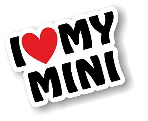 adesivo-con-scritta-inglese-i-love-heart-luv-my-modello-per-bmw-o-classic-mini-cooper-clubman-ecc-fa