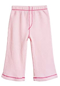 Solid Thermal Pants - Pink - 7