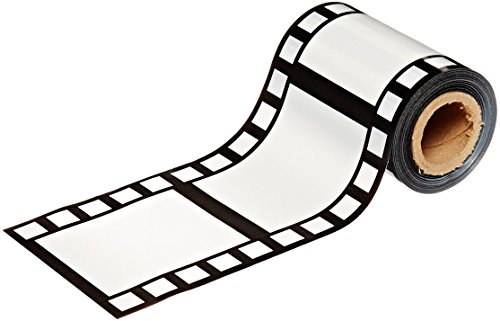 Filmstrip Poly Decorating Material Party Accessory (1 count) (1/Pkg)