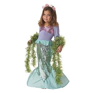 Lil' Mermaid Costume - Toddler Medium