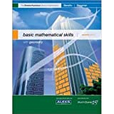MP Basic Mathematical Skills with Geometry 7th (Seventh) Edition byHutchison