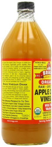 bragg apple cider vinegar miracle health system pdf