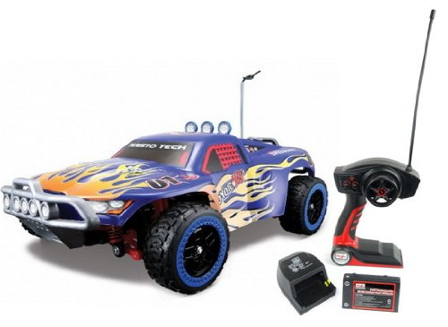 Maisto Coyote XS 1:12 Digital Proportional Electric RTR RC Short Course Truck Ready to Run