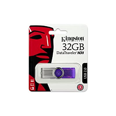DataTraveler 101/32GBGen 2 Purple